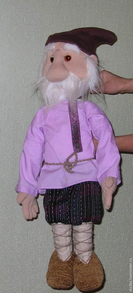 Купить планшетные куклы - куклы для театра, кукольный театр, планшетные куклы, кукольный спектакль