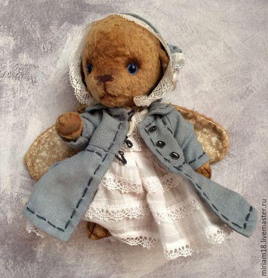 """Мишки Тедди ручной работы. Ярмарка Мастеров - ручная работа. Купить Зайка Тедди """""""". Handmade. Бежевый, заяц"""