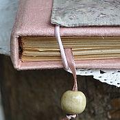 Канцелярские товары ручной работы. Ярмарка Мастеров - ручная работа Розовая дымка. Handmade.