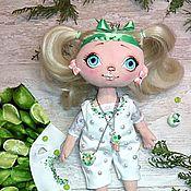 """Куклы и игрушки ручной работы. Ярмарка Мастеров - ручная работа Пряничек """"пряня"""" sele sele. Handmade."""