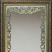 Для дома и интерьера handmade. Livemaster - original item Mirror with facet
