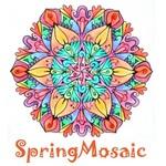 SpringMosaic  авторские украшения - Ярмарка Мастеров - ручная работа, handmade