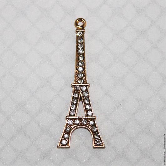 Металлическая подвеска `Эйфелева башня`