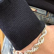 Украшения handmade. Livemaster - original item Bracelet weaving