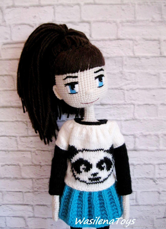 Каркасная кукла своими руками видео фото 139