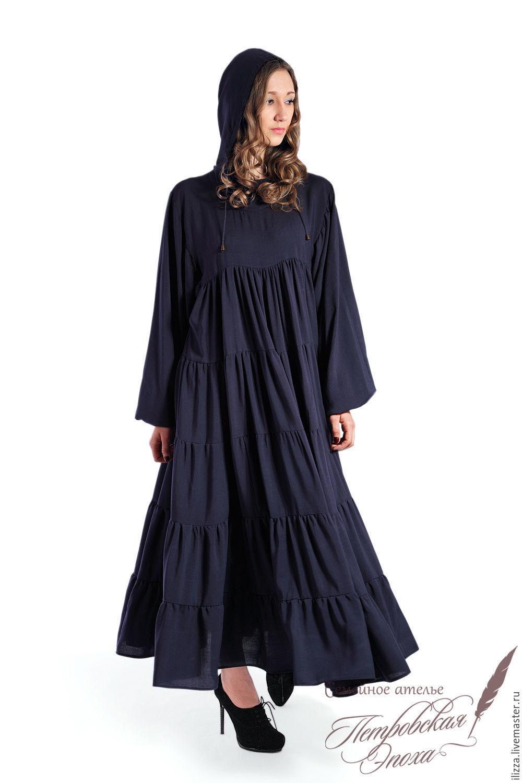 Купить длинное платье недорого