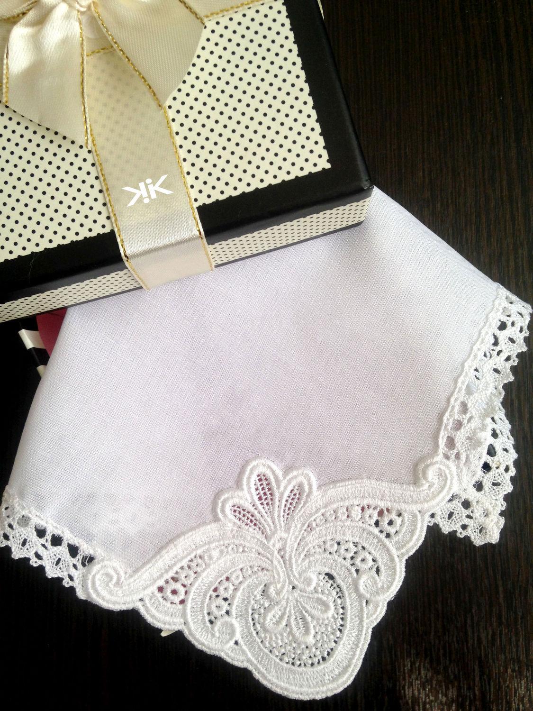 Платок ручная вышивка