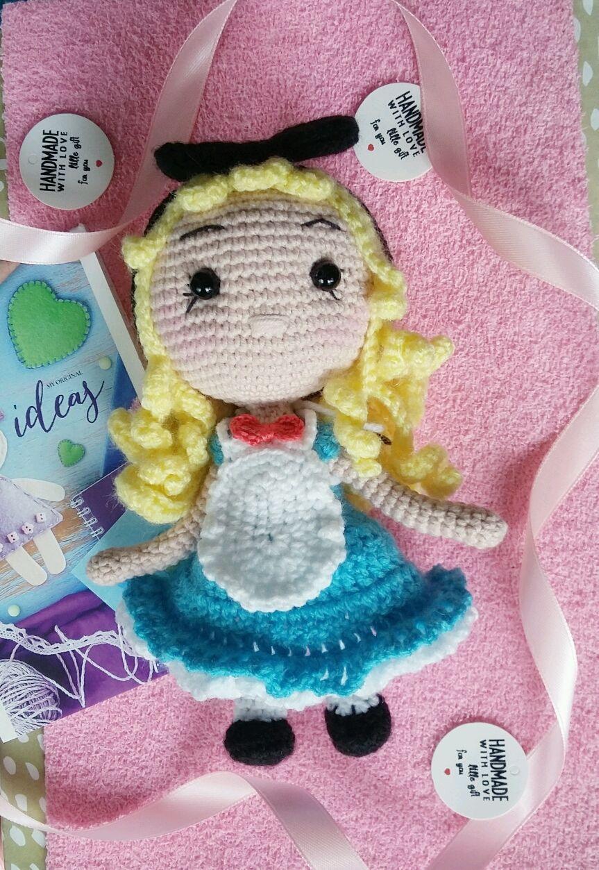Куколка принцесса диснея Алиса, Мягкие игрушки, Феодосия,  Фото №1