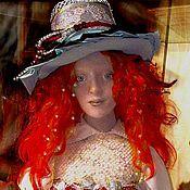 Куклы и игрушки ручной работы. Ярмарка Мастеров - ручная работа Катя портретная кукла. Handmade.