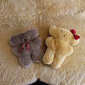 """Мягкие игрушки ручной работы. Ярмарка Мастеров - ручная работа Декоративный """"пряничный мишка"""". Handmade."""