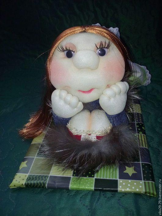 Человечки ручной работы. Ярмарка Мастеров - ручная работа. Купить Кукла попик. Handmade. Комбинированный, сувениры ручной работы, синтепон
