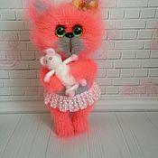 Куклы и игрушки handmade. Livemaster - original item Kitty Darling. Handmade.