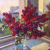 """Картины ручной работы. Ярмарка Мастеров - ручная работа картина """"Весна"""". Handmade."""