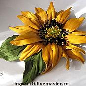 Коллекция авторских работ Подсолнух - самый солнечный цветок!!!!!!! на Ярмарке Мастеров