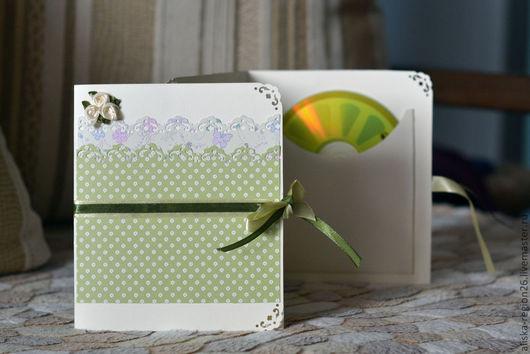 Подарочная упаковка ручной работы. Ярмарка Мастеров - ручная работа. Купить Конверт для диска. Handmade. Диск, Конверт для денег, фотосессия