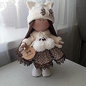 Куклы Тильда ручной работы. Ярмарка Мастеров - ручная работа Куклы Тильда: текстильная кукла. Handmade.