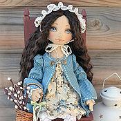 Куклы и игрушки ручной работы. Ярмарка Мастеров - ручная работа Асенька, текстильная кукла. Handmade.