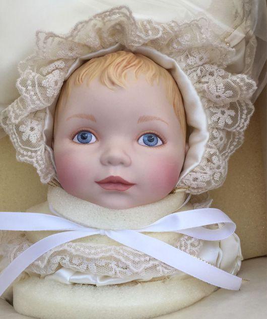 Винтажные куклы и игрушки. Ярмарка Мастеров - ручная работа. Купить Фаберже, кукла эксклюзивной ограниченной серии-крещение,Франклин Минт.. Handmade.