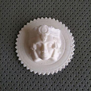Материалы для творчества ручной работы. Ярмарка Мастеров - ручная работа Медальон № 11. Handmade.