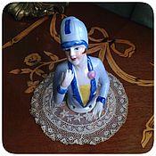 Винтаж ручной работы. Ярмарка Мастеров - ручная работа Кукла половинка (Half-doll) Арт деко 1920-х. Handmade.