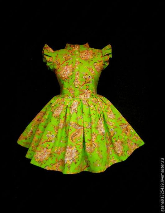 """Платья ручной работы. Ярмарка Мастеров - ручная работа. Купить Платье """"Цветок Мэхенди"""" заказное.. Handmade. Салатовый, Платье красивое"""
