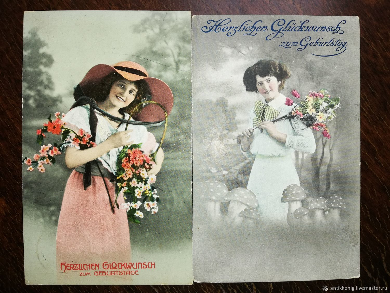 галины александровны почтовая открытка антикварный магазин наполеоне эти
