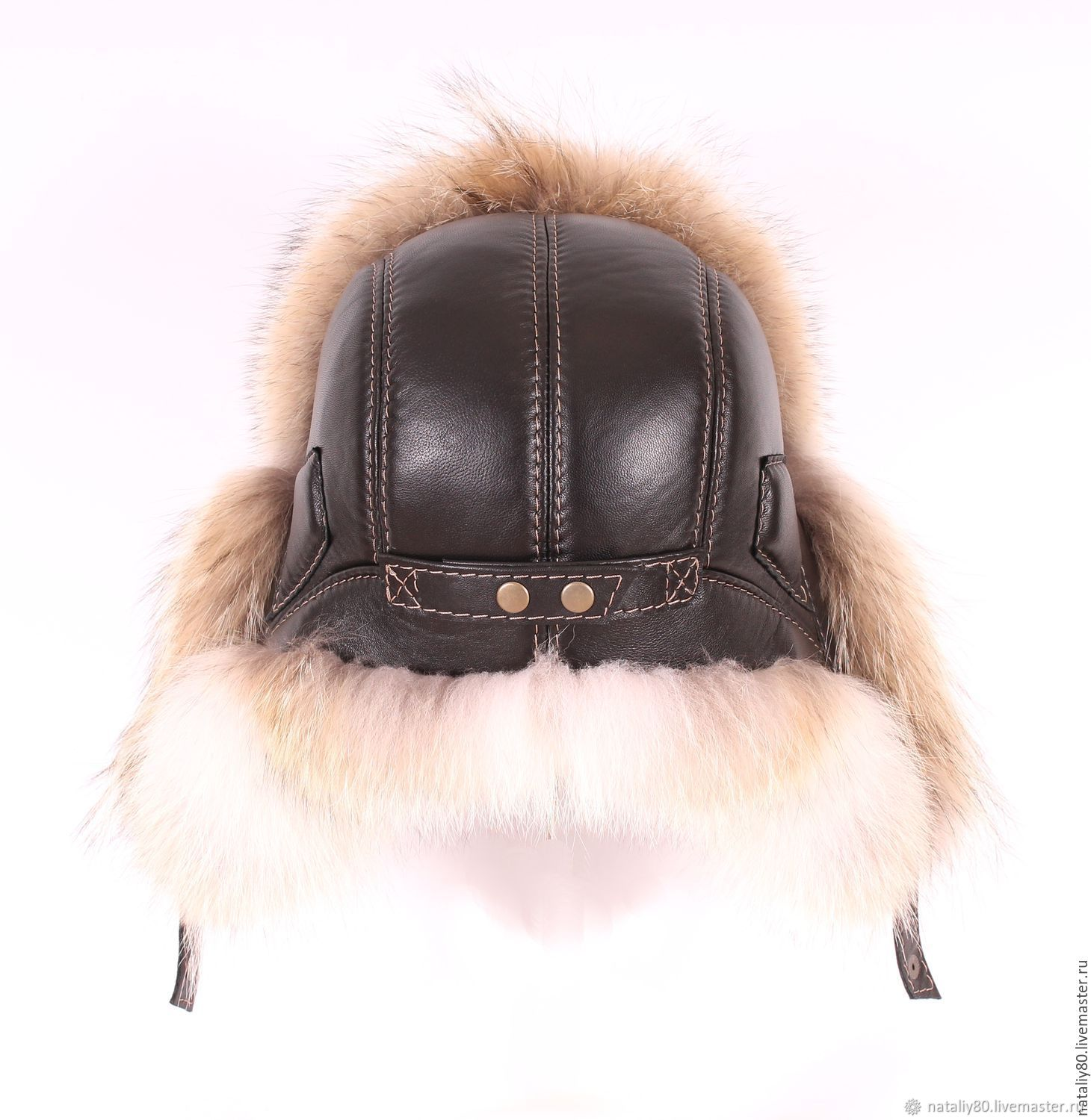 Men s ushanka are the Pilot of the wolf (Canada) GL – shop online on ... f5e204b7bf3