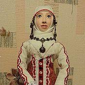 """Куклы и игрушки ручной работы. Ярмарка Мастеров - ручная работа Кукла """"Добромила"""". Handmade."""