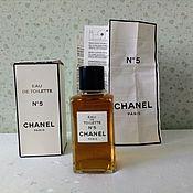 Винтаж handmade. Livemaster - original item perfume vintage: CHANEL # 5 EDT-118ml-VINTAGE 70s. Handmade.