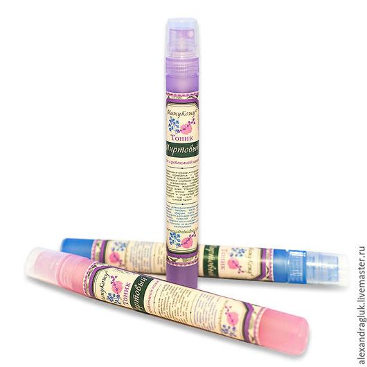 Тоник, который поможет справиться с любыми проблемами на коже.