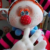 Куклы и игрушки ручной работы. Ярмарка Мастеров - ручная работа Заяц побегаец. Handmade.