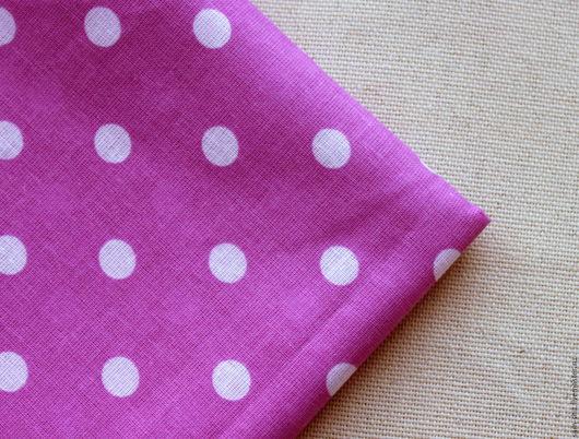 Шитье ручной работы. Ярмарка Мастеров - ручная работа. Купить Ткань хлопок  50х75 см. Handmade. Розовый, ткань для рукоделия