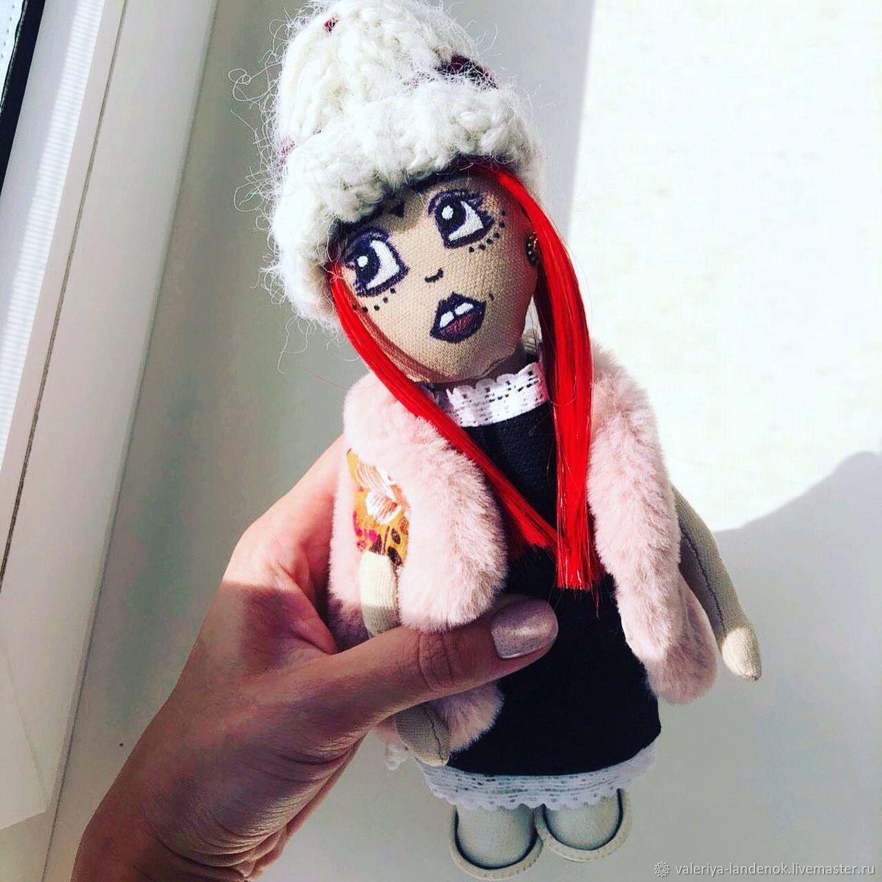 Куколки вашей мечты, Куклы Тильда, Большой Камень,  Фото №1