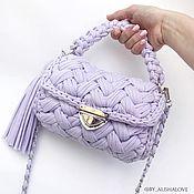 Сумки и аксессуары handmade. Livemaster - original item Marshmallow bag. Handmade.