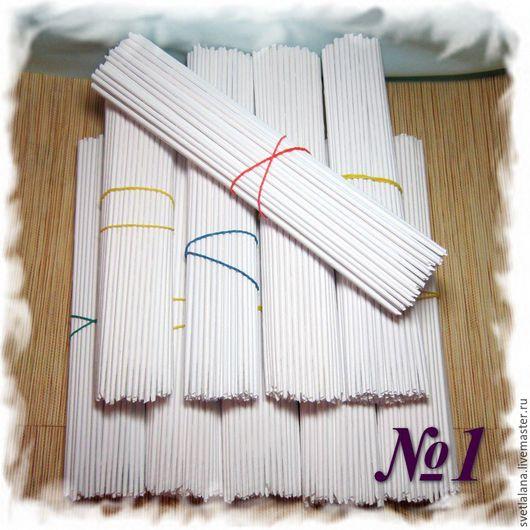 Другие виды рукоделия ручной работы. Ярмарка Мастеров - ручная работа. Купить Трубочки бумажные (газетные) для плетения или бумажная лоза. Handmade.