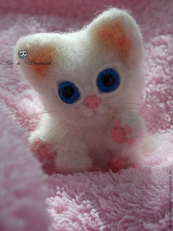 Котёнок Катет))), Мягкие игрушки, Самара,  Фото №1