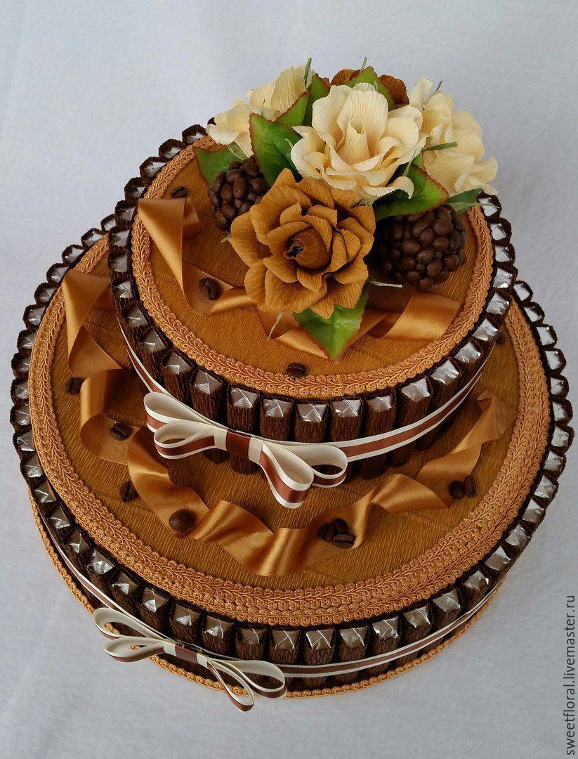 Кофейный торт своими руками фото 54
