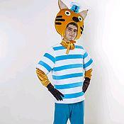 Одежда ручной работы. Ярмарка Мастеров - ручная работа Костюм три кота Коржик. Handmade.