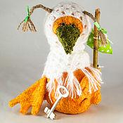 Куклы и игрушки ручной работы. Ярмарка Мастеров - ручная работа Птица счастья-3. Handmade.