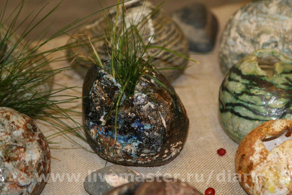вазочки Камушки
