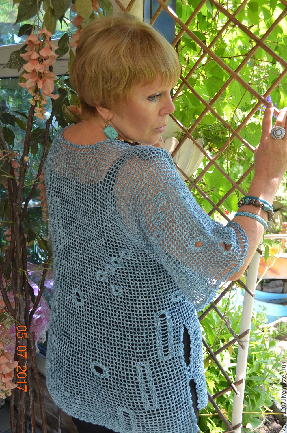 Tunic Hooks Impromptu Shop Online On Livemaster With Shipping