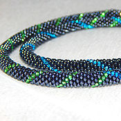 Украшения handmade. Livemaster - original item necklace-harness