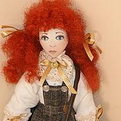 Куклы и игрушки ручной работы. Ярмарка Мастеров - ручная работа кукла Стелла. Handmade.