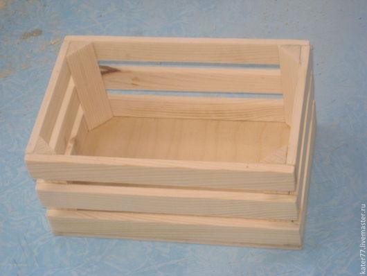 Кукольный дом ручной работы. Ярмарка Мастеров - ручная работа. Купить Фруктовый ящик. Handmade. Ящик для игрушек, ящик для фруктов