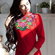 Одежда handmade. Livemaster - original item The Dress Is