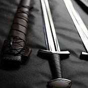 Меч ручной работы. Ярмарка Мастеров - ручная работа Славянский меч тип 2. Handmade.