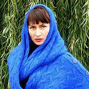 Одежда ручной работы. Ярмарка Мастеров - ручная работа Трансформер Королевский синий. Handmade.