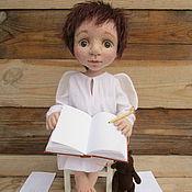 Куклы и игрушки ручной работы. Ярмарка Мастеров - ручная работа Ангел Исполнения Желаний. Handmade.