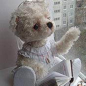"""Куклы и игрушки ручной работы. Ярмарка Мастеров - ручная работа Мишка """"Вивьен"""". Handmade."""