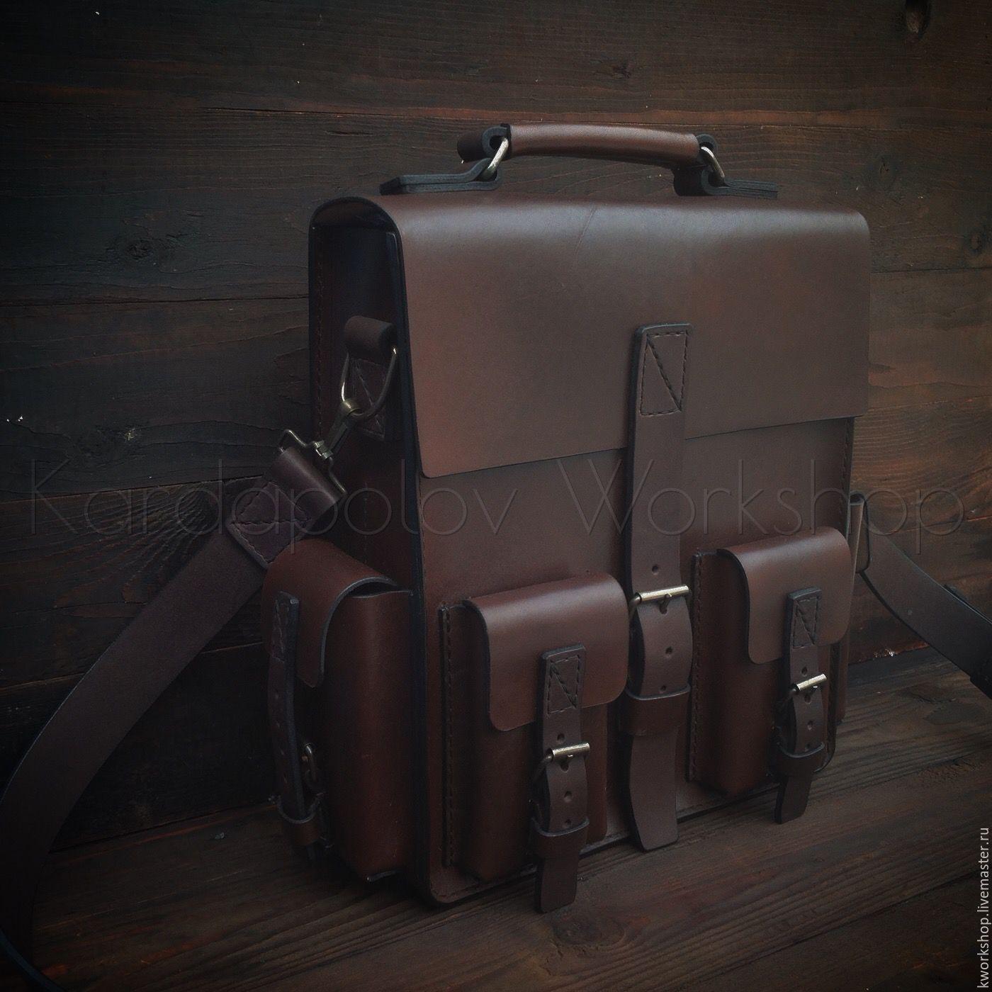 8d2d19bb2cd3 Мужские сумки ручной работы. Ярмарка Мастеров - ручная работа. Купить  Наплечная сумка-рюкзак ...